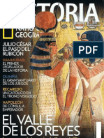 Revist National Geographic Historia Ene