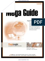 PrepLogic CCNA Mega Guide