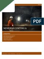 Mineria continua - Sección 6
