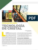 Lectura Evaluada Ndeg6 Tecnologia de Cristal Novedades en Vidrios