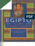 Book - Egipto El Libro de La Vida Y La Muerte - Fletcher Joann
