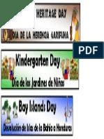 Garifuna Heritage Day