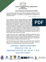 Declaración FENEAP día Naciones Unidas para la Administración Pública