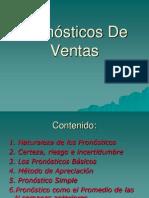 Pronosticos de Ventas