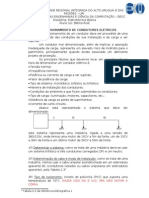 Dimensionamento de Condutores Eletricos (2)