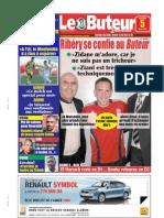 LE BUTEUR PDF du 05/05/2009