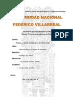 Análisis y diseño de Sistemas  de Información-maydi