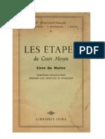 Mathématiques Classiques 09 (8e-7e CM-CM2) Livre du Maitre Morgenthaler