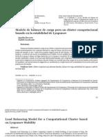 Dialnet-ModeloDeBalanceDeCargaParaUnClusterComputacionalBa-3764240