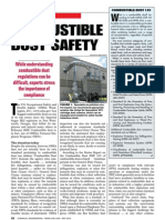 Combustible Dust Safety