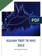Kuliah Tbst Tk Hh1 2012