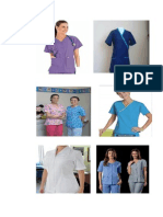 Modelos de Uniformes de Enfermeras 2013