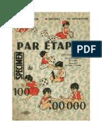 Mathématiques Classiques 03 (9e-CE2) Morgenthaler Par étapes de 100 à 100 000