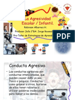 La Agresividad Escolar Infantil Rev Final