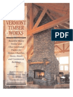 Timber Frame Post Beam Brochure