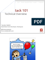 Openstack Technical 101
