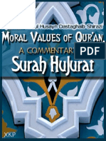 Moral Values of Quran, A Commentary on Surah  -  Ayatullah Dastghaib Shirazi - XKP Hujurat