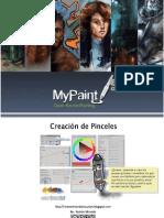 Creación de pinceles en MyPaint