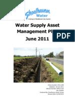 GUIDE Water Supply Asset Management Plan