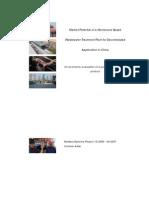 Study-Decentralized Watertreatment China
