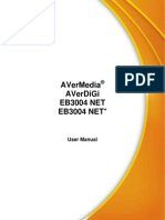 Eb3004net Manual Eng