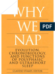 Claudio Stampi - Why We Nap