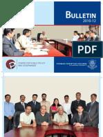 CPPG Bulletin 2010-12