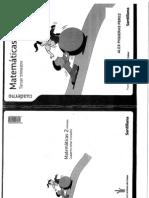 Cuadernos Ejercicios Matematicas 3 Trim Santillana Alex 2013