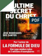 Dos Santos Lultime Secret Du Christ