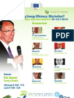 EEIPFin debate on financing energy efficiency for industry