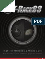 T-RackS 3 User Manual