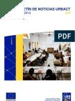Formación para grupos de apoyo local + Informes temáticos | Boletín URBACT junio 2013