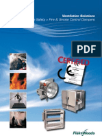 FW Fire Dampers Sales Brochure UK
