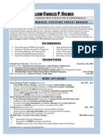 sample resume international business