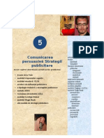 05 Cap.5 Comunicarea Persuasiva. Startegii Publicitare