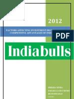 summerinternshipproject-indiabulls-120928085404-phpapp02