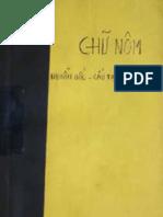 [Dao Duy Anh] Chu Nom-Nguon Goc Cau Tao Dien Bien