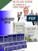 Alocado Catalogue 2012