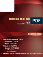 2.Anemias en El Adulto Mayor