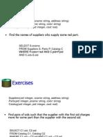 07 SQL Exercises