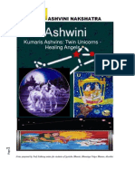 ASHVINI NAKSHATRA - THE STAR OF HEALING AND TRANSPORTATION