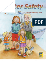 Activity Book-water Safety
