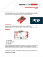 SFE03 0012 UserGuide ROB 09571 Serialmotordriver