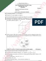 Subiecte Capacitate Matematica Sesiunea Speciala 2013 (1)