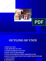 History of the UNIX OS