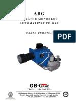 Carte Tehnica ABG