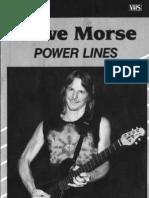Steve Morse - Power Lines