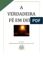 A VERDADEIRA FÉ EM DEUS