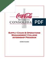 Coca Cola Scm