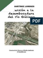 Excursión por el río Gállego - IES Pignatelli - Trabajos del alumnado
